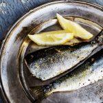 Gegrilde sardientjes – Sardines a la plancha