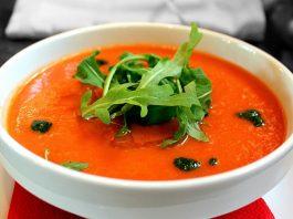 Gazpacho tomatensoep